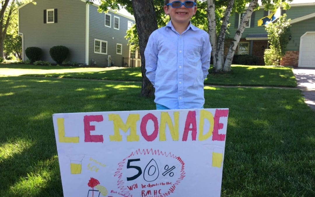 Lemonade Stand Learnings